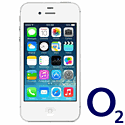 Preowned iPhone 4S 16GB White (Grade B) - O2 Electronics