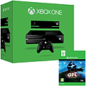 Xbox One Console with Kinect & Forza 5 Game Of The Year Download Xbox One