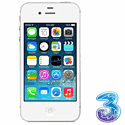 iPhone 4S 32GB White (Grade B) - 3 Electronics