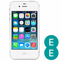 iPhone 4S 32GB White (Grade B) - EE Electronics
