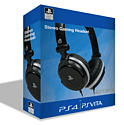 4Gamers Official Stereo Gaming Headset- PS4 and Vita Accessories