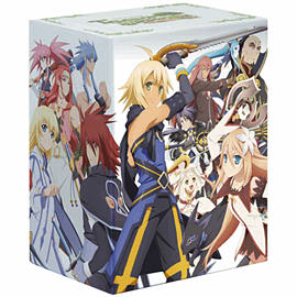 Tales of Symphonia: Chronicles Collector's Edition PlayStation-3 Cover Art