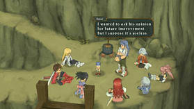 Tales of Symphonia: Chronicles Collector's Edition screen shot 6