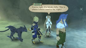 Tales of Symphonia: Chronicles Collector's Edition screen shot 3