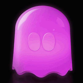 Pac-Man Ghost Lamp Sku Format Code