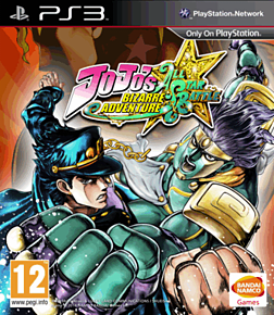 JoJo's Bizarre Adventure: All Star Battle PlayStation 3 Cover Art