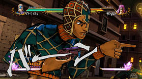 JoJo's Bizarre Adventure: All Star Battle screen shot 9