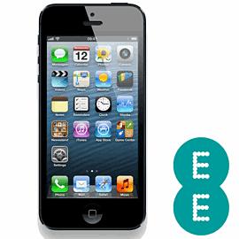 Preowned iPhone 5 16GB Black/Slate (Grade B) - EE Electronics