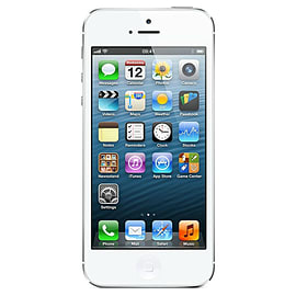 iPhone 5 16GB White (Grade B) – Unlocked Electronics