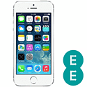 Preowned iPhone 5 16GB Silver (Grade B) - EE Electronics