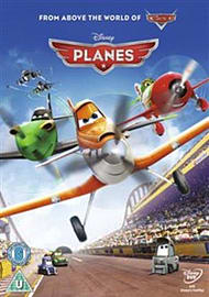 Disney's Planes DVD