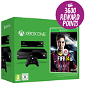 Xbox One with FIFA 14 Download Xbox One