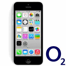 Preowned iPhone 5C 16GB White (Grade B) - O2 Electronics