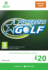 Powerstar Golf Xbox Live