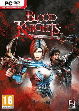 Blood Knights PC Games Cover Art
