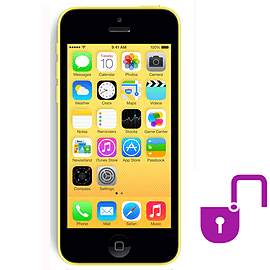 iPhone 5C 16GB Yellow (Grade B) - Unlocked Electronics