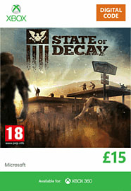 State of Decay Xbox Live Cover Art