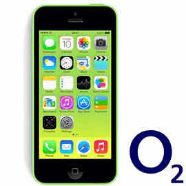 iPhone 5C 16GB Green (Grade A) - O2 Electronics