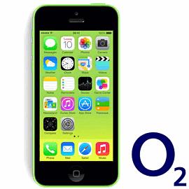 Preowned iPhone 5C 16GB Green (Grade B) - O2 Electronics