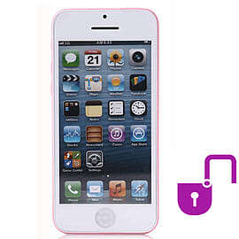 iPhone 5C 16GB Pink (Grade B) - Unlocked Electronics