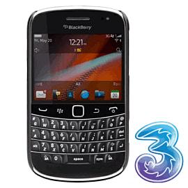 Preowned BlackBerry Bold 9900 Black (Grade B) - 3 Electronics
