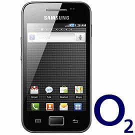 Preowned Samsung Galaxy Ace Black (Grade B) - O2 Electronics