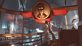 BioShock Infinite: Burial at Sea - Episode 1 screen shot 1