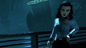 BioShock Infinite: Burial at Sea - Episode 1 screen shot 4
