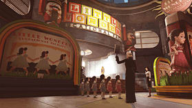 BioShock Infinite: Burial at Sea - Episode 1 screen shot 6