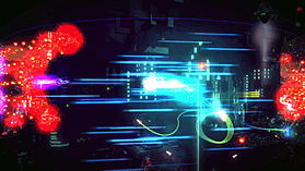 Resogun screen shot 1