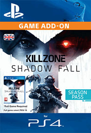 Killzone Shadow Fall Season Pass PlayStation Network Cover Art