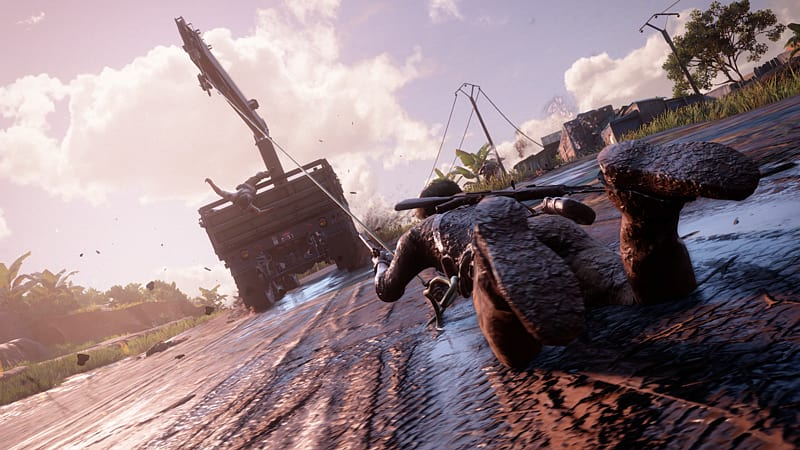 Uncharted 4: A Thief's End Launch Edition