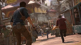 Uncharted 4: A Thief's End Launch Edition screen shot 7