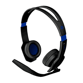 Gioteck HS1 Stereo Messenger Headset Accessories