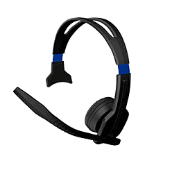 Gioteck MH-1 Wired Inline Messenger Gaming Headset Acessories