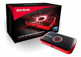 Avermedia Live Gamer Portable Electronics