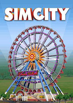 SimCity: Amusement Park DLC PC Games Cover Art