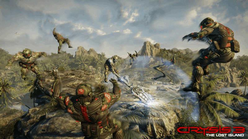 crysis 3 free  pc games