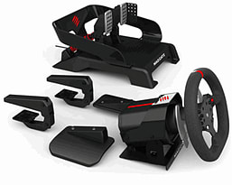 MadCatz Pro Racing Force Feedback Wheel for Xbox One Accessories