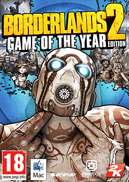 Borderlands 2: Game of the Year Edition (Mac) Mac