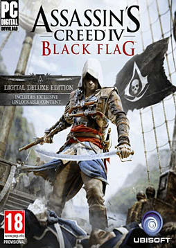 Assassin's Creed IV: Black Flag - Digital Deluxe Edition PC Games