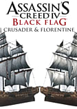 Assassin's Creed IV: Black Flag Crusader & Florentine Pack PC Games
