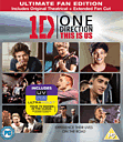 One Direction - This Is Us Blu-Ray