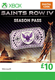 Saints Row IV Season Pass Xbox Live