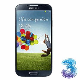 Preowned Samsung Galaxy S4 16GB Black (Grade B) - 3 Electronics