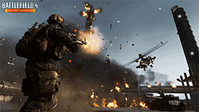 Battlefield 4: Second Assault screen shot 2