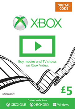 Xbox Live Movies Xbox Live Cover Art