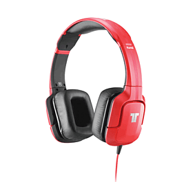 Tritton Kunai Stereo Headphone - Red Accessories