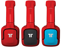 Tritton Kunai Stereo Headphone - Red screen shot 6