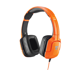 Tritton Kunai Stereo Headphone - Orange Sku Format Code